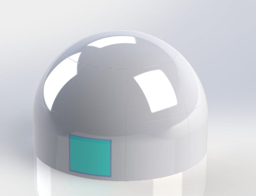Designing a Portable Ka Radome
